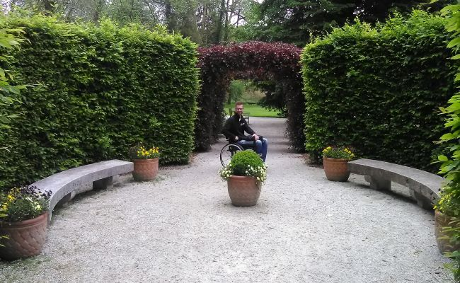 Slovenia is one of the most wheelchair friendly destinations in Europe